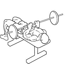 Close Grip Bench Press.