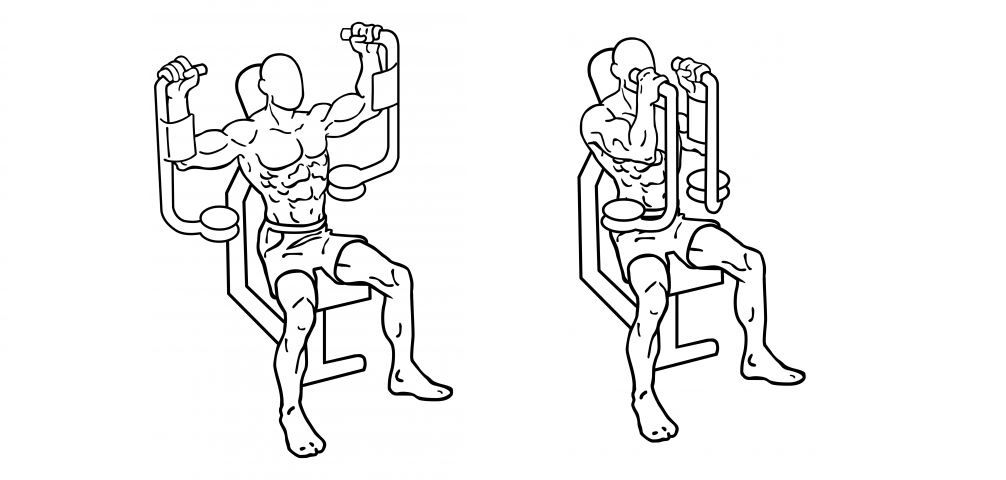How To Do Butterfly Press.