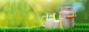 Health benefit of organic MILK