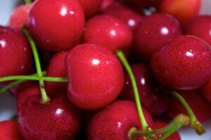 cherry fruit- Best 12 Smoothie Ingredients Great To Boost Muscle