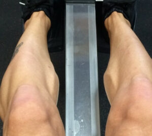 Leg Extension To Train Thighs