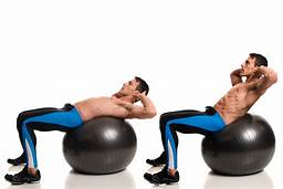 Rectus abdominal exercise guide
