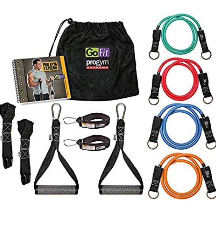 GoFit extreme pro gym set