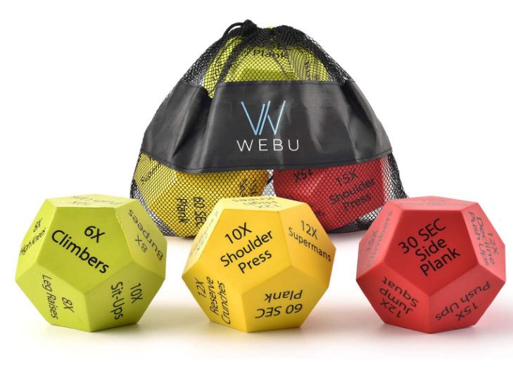 webu Exercise dice