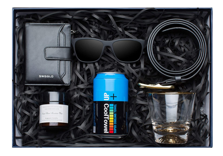 Swgglo gift set for dad
