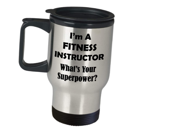 Gift ideas for personal trainers