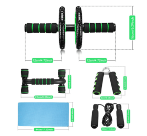 Gracosy home workout kit
