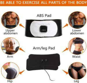 Umate Abs Stimulator Belt Ab Core Trainer