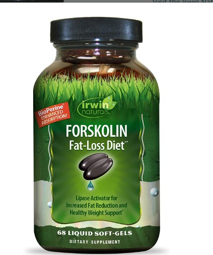 Forskolin Fat Loss diet Review (Irwin Natural)