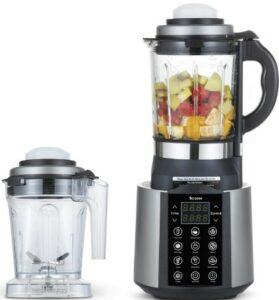 Scozer Cooking Blender-Best 2 Cooking Vacuum Blender Review For Smoothie Or Hot foods?