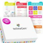 TellmeGen DNA Test Kit AncestryAnd Health Test Kit