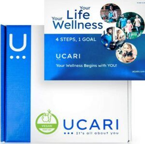 UCARI Vegan Intolerance & Food Sensitivity Test Kit for Adults