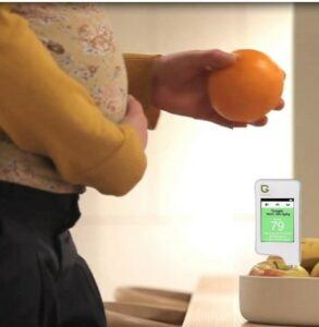 Greentest Digital Food Detector