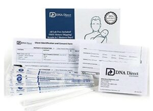 DNA Direct Home Paternity Test
