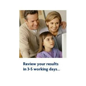 SDK DNA Paternity At-Home-SDK DNA Paternity At-HomeTest Review