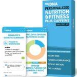 MyDNA Nutrition, Fitness & Caffeine DNA Test