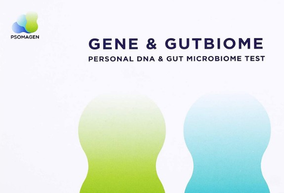 PsomagenHome DNA Test Kit And Gut Test Combo