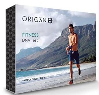 ORIG3N Genetic Fitness DNA Test Kit