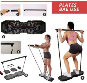 Proud Panda Portable home gym -What Is The Top Selling Budget High Demand Workout Equipment To Train Whole Body?