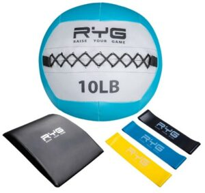Raise Your Game Wall Ball core workout set -What Is The Best Type Of Exercise Equipment For A Small Space?