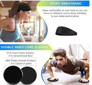 Recredo resistance band set -What Is The Top Selling Budget High Demand Workout Equipment To Train Whole Body?