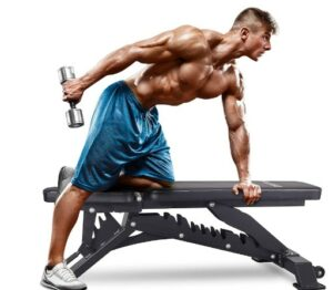 DERACY Deluxe Adjustable Weight Bench  -What Is The Best Professional Utility Weight Bench For Heavyweight Affordable?