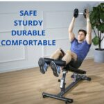 FinerForm Ab Sit-up Weight Bench