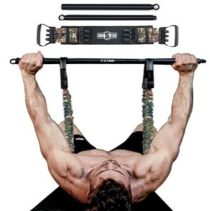Innstar portable Home Gym -What Minimum Exercise Equipment Needed To Stay In Shape Without Going To The Gym?