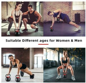 Kettlebells -What Are The Small Home Exercise Equipments To Train & Lose Excess Calories?