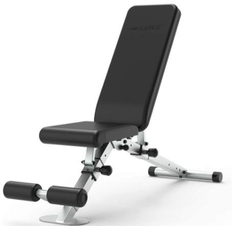 LeikefitnessUtility Weight Bench