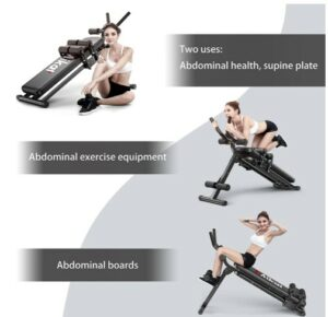 Mikat Ab sit-up Weight Bench -What Ab Sit-up weight Bench is The Best To Burn Fat And Calories Faster At Home?