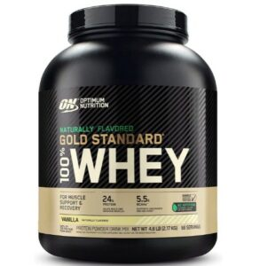 Optimum Nutrition Gold -Which Is The Best Whey Isolate Protein For Skinning People To Gain Bulk Up Faster?