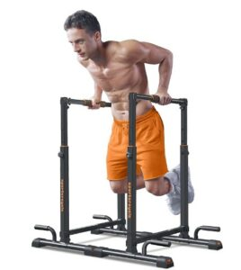 Parallel Dip Bars -What Are The Small Home Exercise Equipments To Train & Lose Excess Calories?