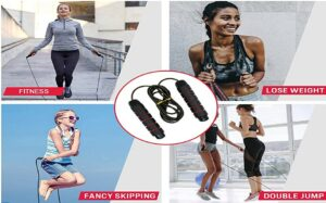 Jump Rope -What Are The Small Home Exercise Equipments To Train & Lose Excess Calories?