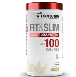 Fit & Slim Whey Protein Powder -What Is The Best Healthiest Natural Whey Protein Powder Recommended For Weight Loss?