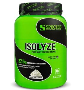 Isolyze Whey Protein Powder -Which Whey Proteins Are The Best In Winter Season?