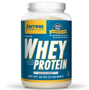 Jarrow Formulas Whey Protein -What Whey Protein Is The Best Healthiest Natural To Boost Strength In Summer?