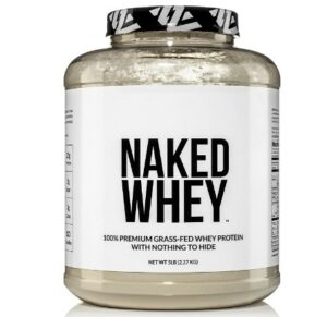 Naked Whey protein powder -What Whey Protein Is The Best Healthiest Natural  for  Strength In Summer?