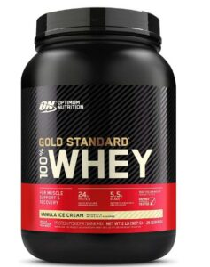 Optimum Nutrition Gold Standard 100% Whey Protein -What Whey Protein Is The Best Healthiest Natural for Strength In Summer?