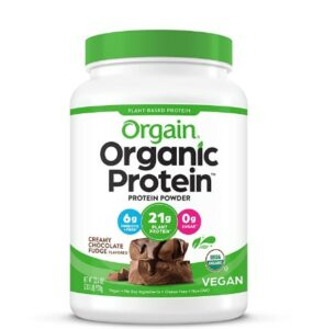 Orgain Organic Plant Based Protein Powder, -Which Whey Proteins Are The Best In Winter Season?
