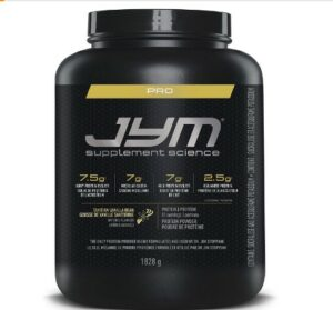 Pro Jym Protein Powder -What Whey Protein Is Recommended For Pro Or Pre-Workout Routine?