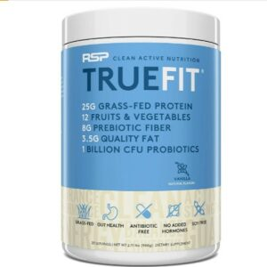 RSP TrueFit - Protein Powder -What Whey Protein Is The Best Healthiest Natural  for  Strength In Summer?