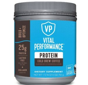 Vital Performance Protein Powder -What Whey Protein Is The Best Healthiest Natural for  Strength In Summer?